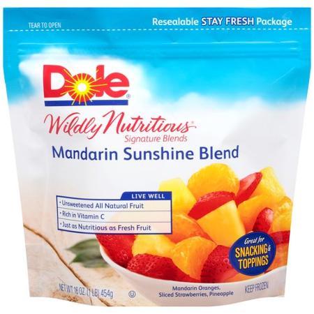 De West Wind Dole R Wildly Nutritious R Signature Blends Mandarin